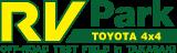 RVPark TOYOTA 4x4 OFF-ROAD TEST FIELD in TAKASAKI